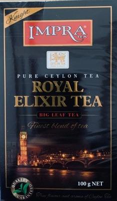 ??? ВЕЧЕРИНКА ROYAL ELIXIR TEA 100G листовой