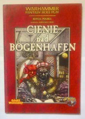 Cienie nad Bogenhafen - Warhammer RPG 1 ed