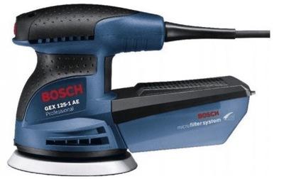 Szlifierka Mimośrodowa Bosch GEX 125-1 AE