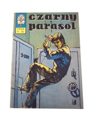 KAPITAN ŻBIK CZARNY PARASOL 1971 r.
