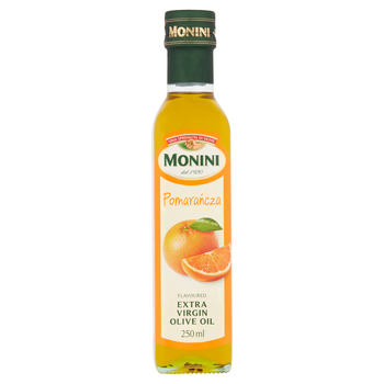 MONINI Oliwa z oliwek - POMARAŃCZA 250 ml
