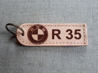 BRELOK КОЖАНЫЙ JUCHTOWY BMW R 35