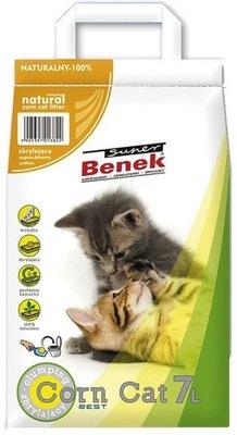 Super Benek Corn Cat kukurydziany 7L