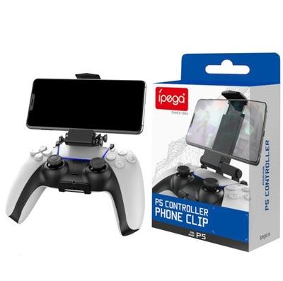 Uchwyt iPega na telefon do Pada PS5 DualSense