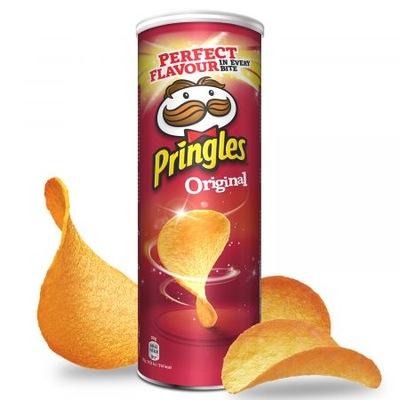 Pringles Original 165 ?