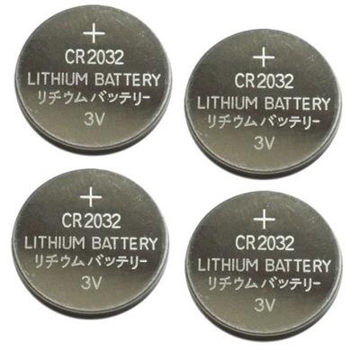 2x CR2032 BATERIA LITOWA 3V 249mAh BATERIE 2032 x2
