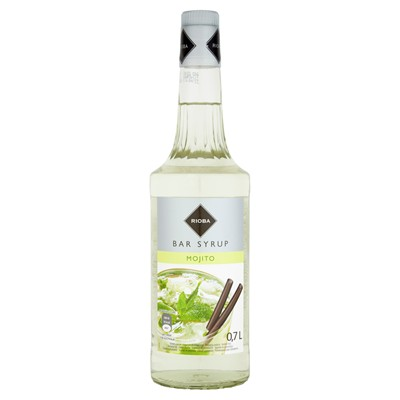 сироп барменский Rioba для напиткам Ноль .7л МОХИТО