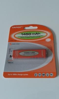 Akumulator 1.2V 1450mA walkman minidisc NH-14WM
