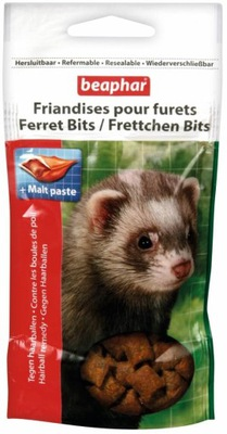 Beaphar Ferret Bits 35g przysmak dla fretki