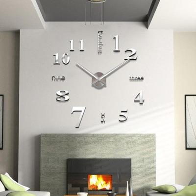 Duży efektowny zegar ścienny od 65 do 130cm nr 3 k