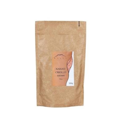 Какао Криолло сырое измельченное 250g