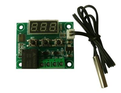 Digitálny termostat -50 ° C ... + 110 ° C