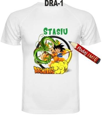 Koszulka Dragon Ball Z Super San GOKU VEGETA r.134