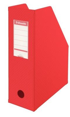 Pojemnik na dokumenty Esselte VIVIDA 10cm czerwony