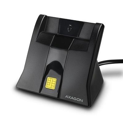 Axagon CRE-SM4 czytnik kart Smart Card SIM