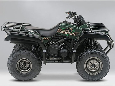 ЗАП.ЧАСТИ DO QUADA YAMAHA GRIZZLY 600
