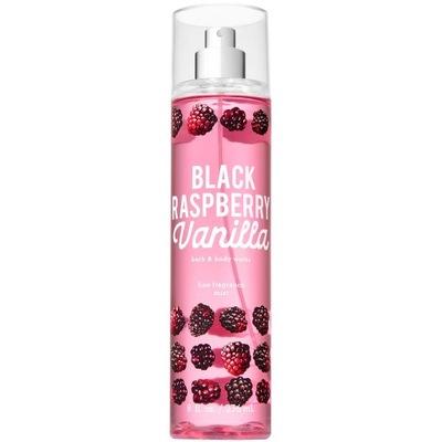 Bath & Body Works Black Raspberry Vanilla Mg