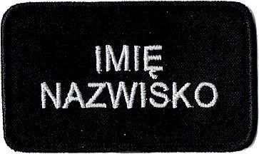 Imiennik NAZWISKO OSP Straż Pożarna NASZYWKA 1237R