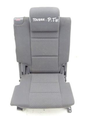 VW TOURAN I 03- СИДЕНИЕ ПРАВОЕ III РЯД ЗАД