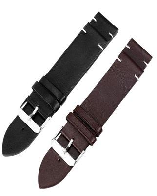 Pasek Klasyczny Skórzany Zegarek SmartWatch