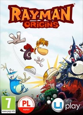 Rayman Origins PL PC klucz UPLAY (Ubisoft)