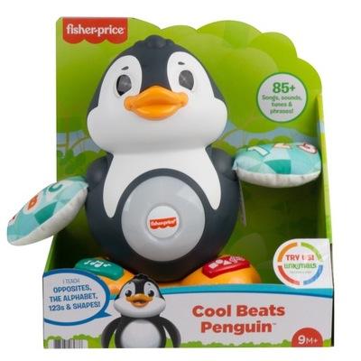 Fisher Price Linkimals Interaktywny Pingwin HCJ50