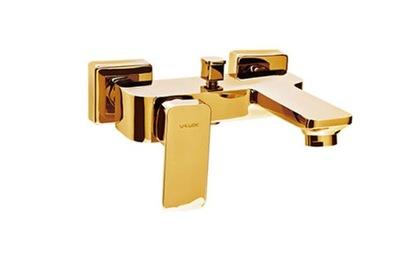 Vaňová a sprchová batéria Valvex LOFT GOLD zlatá