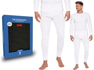 Henderson kalesony 4862 Classic, bawełna białe XXL