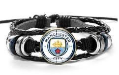 Manchester City - bransoletka, opaska