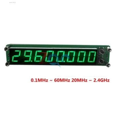 Tester częstotliwości sygnału 0,1 do 2,4Ghz