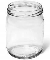 Słoiki 450 ml 8szt /zgrzewka dżemy,przetwory