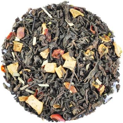PU ERH FITNESS Herbata Czerwona - 50g
