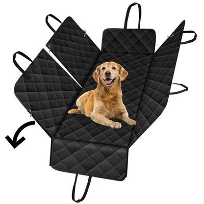 Podložka do auta pre sedadlo poťahu do auta pre psa