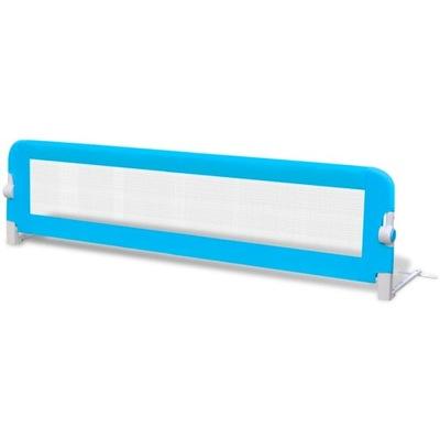 Барьер защитный ??? двуспальные, ??? instagram x 42 см, синяя