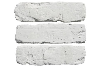 СТАРАЯ Кирпич имитация кирпич белая плитка гипсовая
