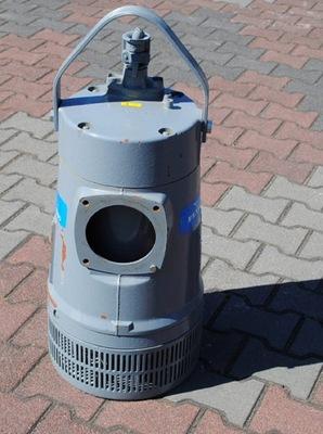 Pompa zanurzeniowa, zatapialna do brudnej wody 8kw