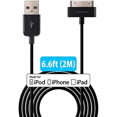 HomeSpot 30-pinowy kabel USB Do Apple MFI 2m