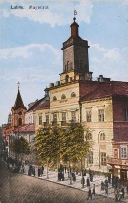 LUBLIN. MAGISTRAT. 1917