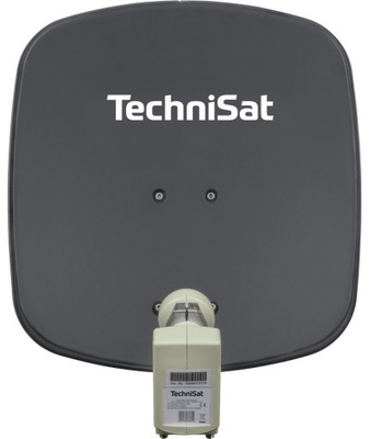 Antena alum Sat Twin Digidish 45cmgrafit TechniSat