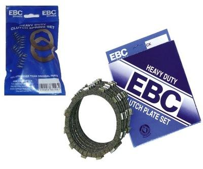 СЦЕПЛЕНИЕ EBC HONDA CBR 1100 XX BLACKBIRD 99-08