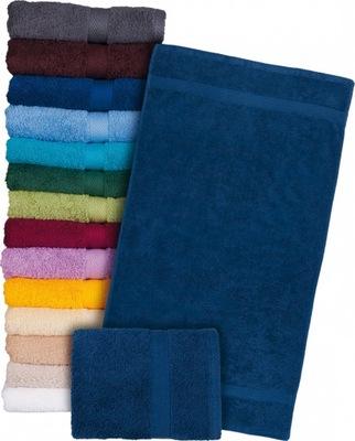 Ręcznik Reis T-soft bawełna frotte 50x90cm 500g/m2