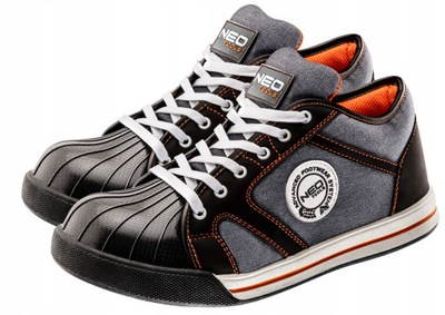 Neo обувь полуботинки рабочие КРОССОВКИ Металл 82-115 г. 44