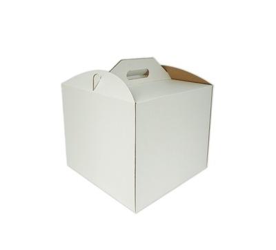 Opakowanie tort 30x30x25cm karton pudełko /10 szt.