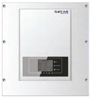 Инвертор инвертор СОФАР Solar 5 .5KTL-X Wi-fi