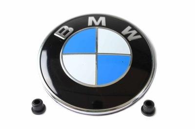 ЗНАЧОК ЭМБЛЕМА ЛОГОТИП BMW 82MM E39 E36 E46 E90 E60