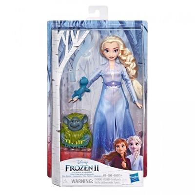 Hasbro Bábika s príslušenstvom Krajine Ľadu 2 Elsa