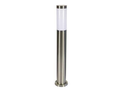 LAMPY, záhradné 60 cm voľne STOJACA nerezová OCEĽ priemer