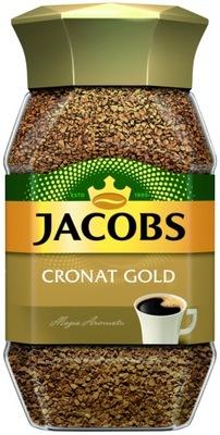 кофе растворимая ДЖЕЙКОБС Cronat Gold 100г
