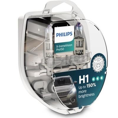 Philips H1 55 W 12258XVPS2 2 szt.