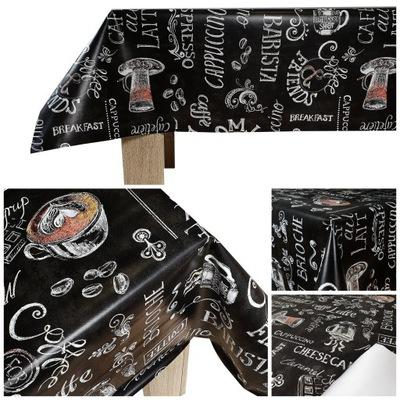 Скатерть пятноотталкивающий клеенка стол Размер 140x10cm